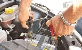 Ligação Direta - Bateria