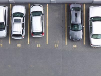 Vagas estacionamento