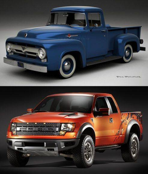 2 Ford-F