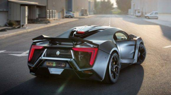 2 w motors lykan hypersport