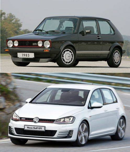 3 Volkswagen-Golf