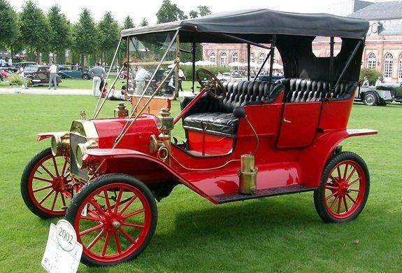 8 Ford-T