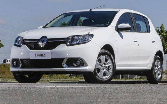 Renault-Sandero