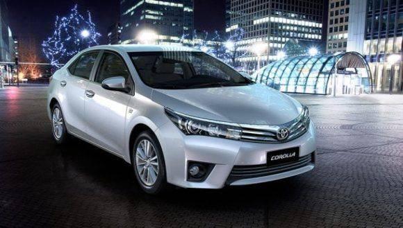 O Toyota Corolla é considerado um dos melhores carros do mundo