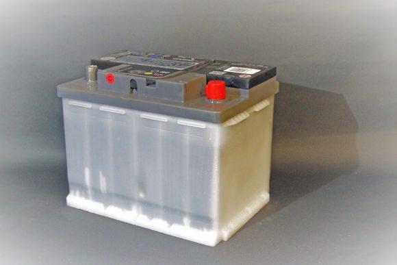 Como instalar a bateria corrente