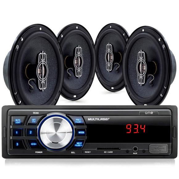 Saiba como realizar a instalação de som no seu carro.