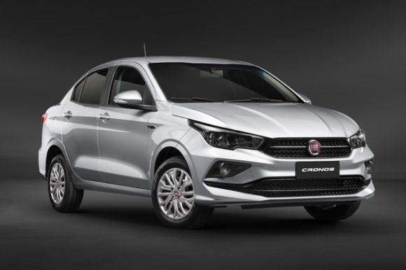 Fiat Cronos 1.8 Drive