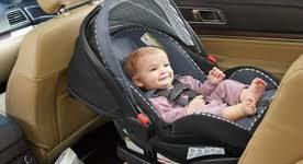 O bebê conforto não precisa ser usado em táxis e Ubers, apenas em veículos particulares.